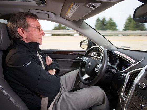 Cadillac prépare un pilote automatique