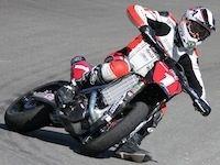 Supermotard 2011: Sylvain Bidart disputera le championnat du monde.