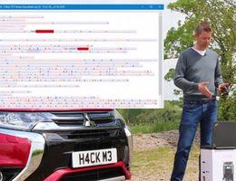 Insolite : des hackers piratent un Mitsubishi Outlander PHEV