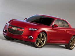 Détroit 2012 - Chevrolet Code 130R et Tru 140S