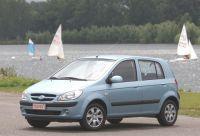 La nouvelle Hyundai Getz émet 109 g CO2/km