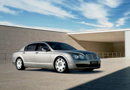 [Vidéo] 2012 - La Bentley Continental Flying Spur vous sauve la vie