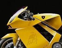 Caramelo, la superbike de chez Lamborghini