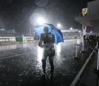 Moto GP - Qatar: Si la pluie revient l'ouverture se fera le lundi