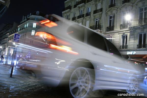 Photos du jour : Porsche Cayenne Turbo
