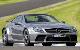 Un aveugle roule à 320 km/h en Mercedes SL65 Black Series