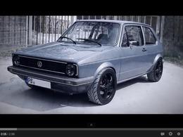 VW Golf MK1 Boba Motoring : 817 ch et 723 Nm aux seules roues avant