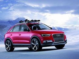 Détroit 2012 - Audi Q3 Vail. Annonce-t-il un futur RS?