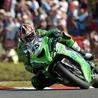 Superbike: Brands Hatch: Laconi a fait de son mieux.