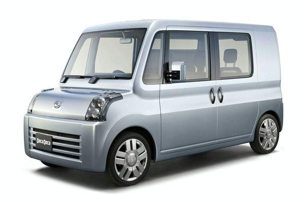 """Tokyo 2009 : Daihatsu Deca Deca Concept, la """"super box"""""""