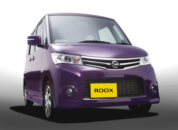 Tokyo 2009 : Nissan Roox, future space box