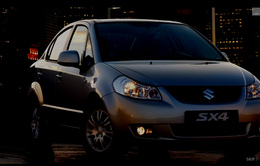 Suzuki SX4 Sedan: le teasing vidéo