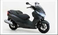 Suzuki : le Burgman 200 cm3 fait son retour en France