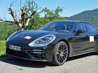 Prise en mains - Porsche Panamera restylée (2020) : évolution a l'extérieur, révolution sous le capot