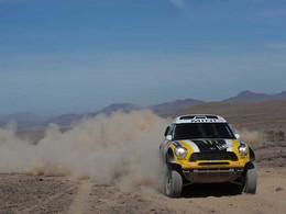 Dakar 2012 - Etape 8 : Peterhansel perd son avance