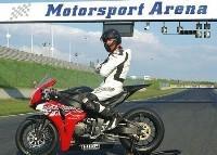 Schumacher en compétition moto: il remet encore ça!