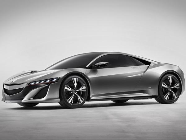 Détroit 2012 : voici la nouvelle Honda NSX hybride