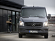 Le Mercedes Sprinter évolue