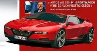 BMW M1 Hommage en production, ça donnerait ça...