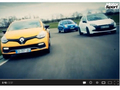 Track Battle Motorsport : Clio Williams, RS 2, RS3 et RS4  s'affrontent