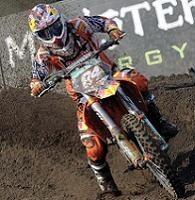 Motocross mondial : Les pilotes du championnat MX 2
