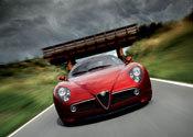 Elucubration du jour: Alfa Romeo 8C Stradale