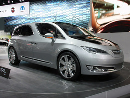 Détroit 2012 - Chrysler 700C Concept