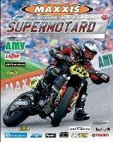 Championnat de France supermotard : Thomas Chareyre vainqueur en 450
