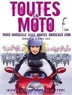 Actualité - Le coin des filles: Toutes en moto le 12 mars 2012 dans six grandes villes de France