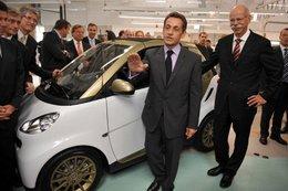 Daimler investit à Hambach pour produire la Smart électrique