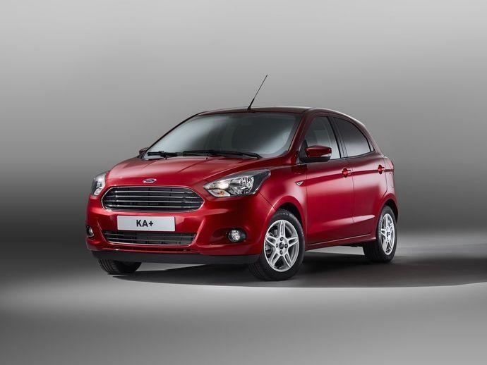 Ford : la Ka grandit et devient Ka +