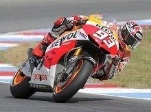 Moto GP - République Tchèque: Marc Marquez ne descend pas de son nuage