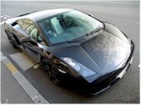 La photo du jour : Lamborghini Gallardo Nera