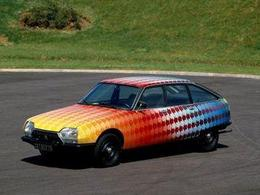 Rétromobile 2012 - Citroën et l'art