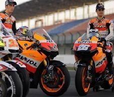 Moto GP - Test Qatar: Dovizioso qui rit et Pedrosa qui pleure
