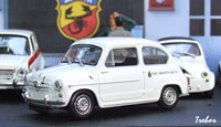 Miniature : 1/43ème - ABARTH 850 TC Corsa