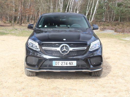 Mercedes : un concept de SUV électrique pour le Mondial de Paris