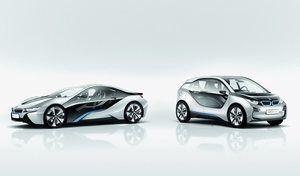 Salon de Francfort 2017 : la BMW i5 en concept, jusqu'à 700km d'autonomie
