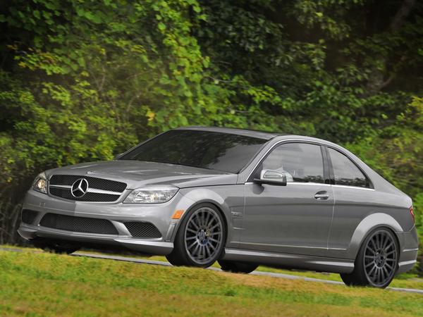 Mercedes : une C63 AMG Coupé Black Series l'année prochaine ?