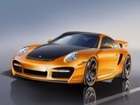 Porsche 997 Turbo GT Street by TechArt : 630 ch !