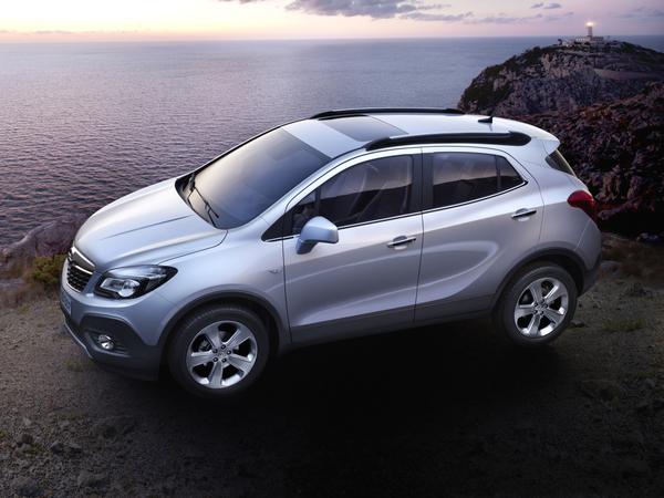 Genève 2012 - Nouvel Opel Mokka, petit mais costaud