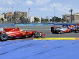 Les Romains ne veulent pas de la F1