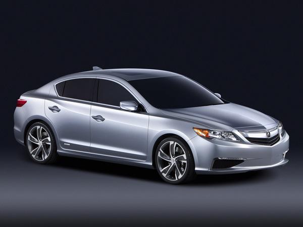 Détroit 2012 : concept Acura ILX, pas pour nous