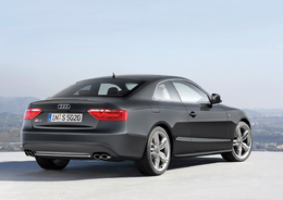 Audi S5: l'officielle