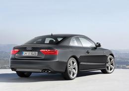 Audi S5: l'officielle