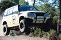 Suzuki Vitara Auto Rally Tuning, taillé pour le franchissement