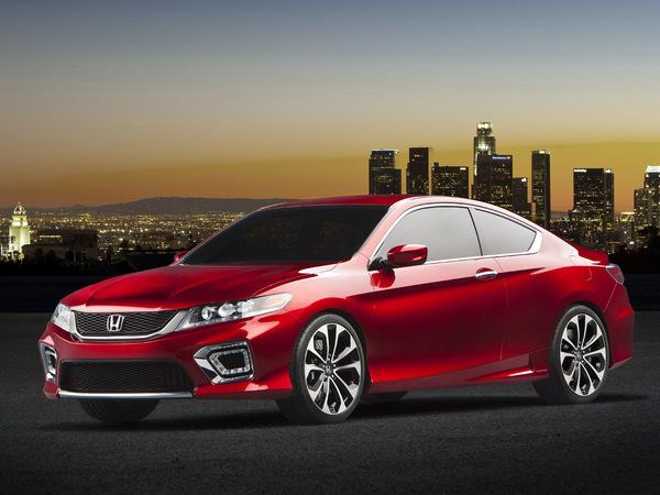 Détroit 2012 : Honda Accord Coupé concept, pas pour nous non plus