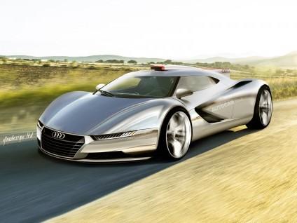 Future Audi hypercar: un peu de Porsche 918 dedans?
