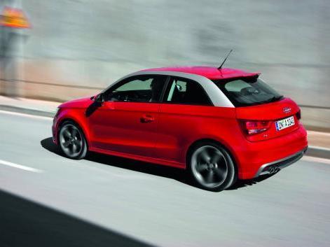 Chiffres de ventes décevants pour l'Audi A1 ?