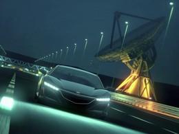 Le concept NSX aussi dans Gran Turismo 5
